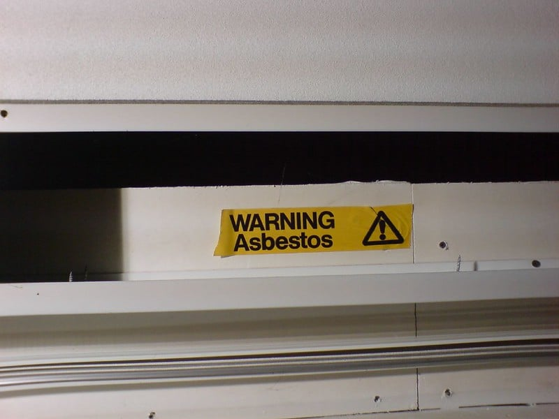 What Should I Do if I Find Asbestos in My Home?